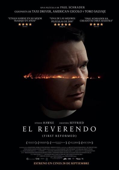 EL REVERENDO (FIRST REFORMED) V.O.S