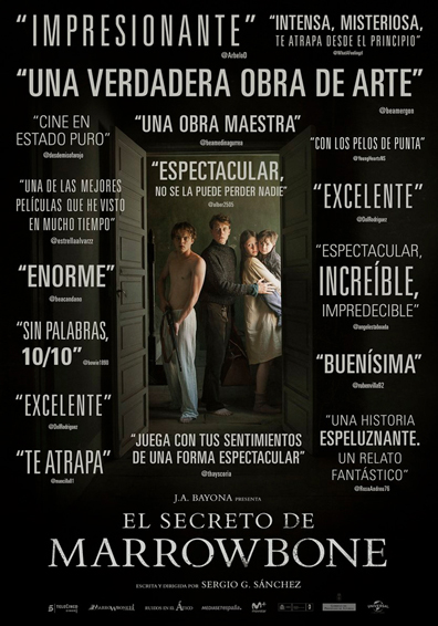 EL SECRETO DE MARROWBONE V.O.S