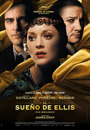 EL SUE�O DE ELLIS (THE IMMIGRANT)