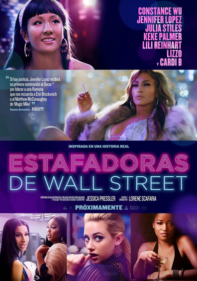 ESTAFADORAS DE WALL STREET - Digital