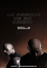 FAST AND FURIOUS 8 V.O.S