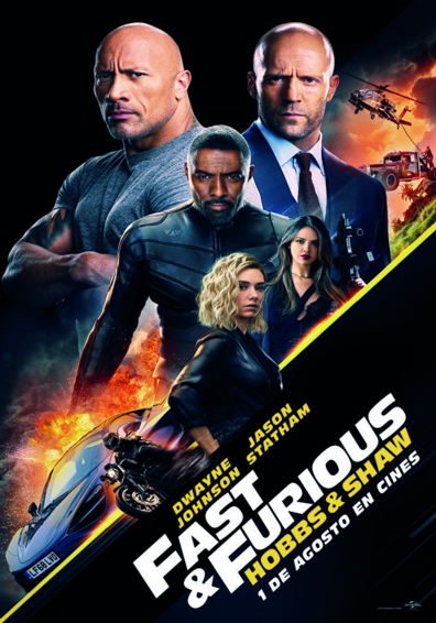 FAST & FURIOUS: HOBBS & SHAW - Digital