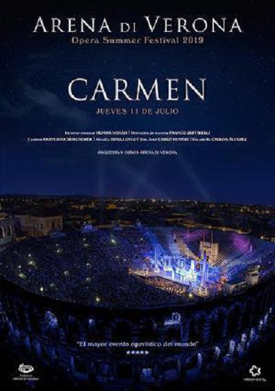 FESTIVAL ARENA DI VERONA - CARMEN
