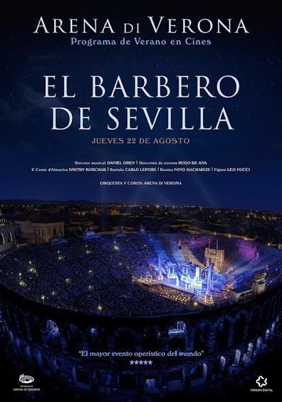 FESTIVAL ARENA DI VERONA - EL BARBERO DE SEVILLA