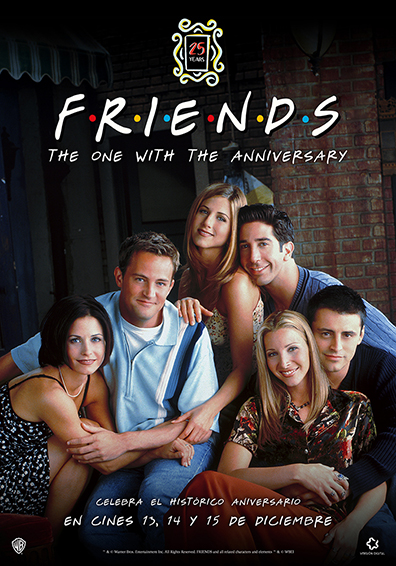 FRIENDS 25TH I