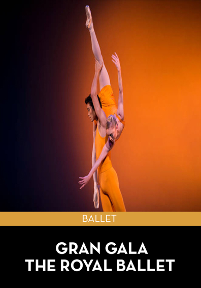 GRAN GALA THE ROYAL BALLET ILLA
