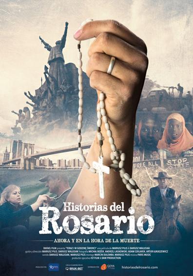 HISTORIAS DEL ROSARIO: AHORA Y EN LA HORA DE LA MU