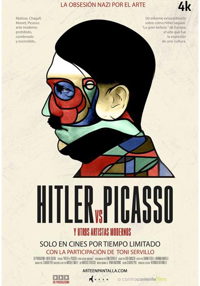 HITLER VS PICASSO(Y OTROS ARTISTAS MODERNOS) V.O.S