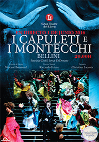 I CAPULETI E I MONTECCHI OPERA UCC 2016
