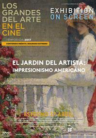 EL JARDIN DEL ARTISTA:IMPRESIONISMO AMERICAN V.O.S