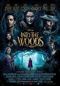 INTO THE WOODS DIGT