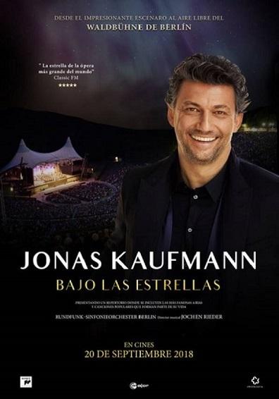 JONAS KAUFMANN, BAJO LAS ESTRELLAS UCC 2018