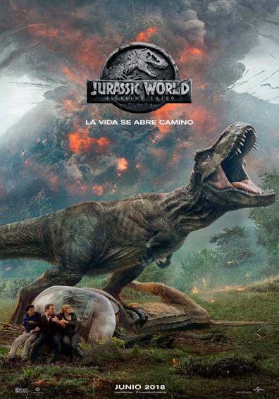 JURASSIC WORLD: EL REINO CAIDO V.O.S