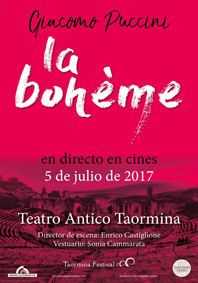 LA BOHEME OPERA UCC 2017