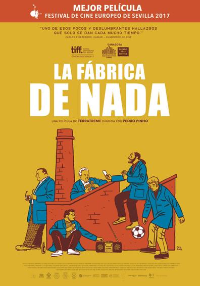 LA FABRICA DE NADA V.O.S