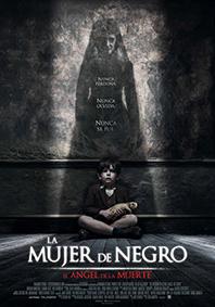 LA MUJER DE NEGRO: EL ANGEL DE LA MUERTE DIGT