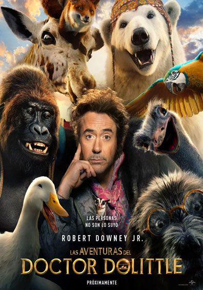 LAS AVENTURAS DEL DOCTOR DOLITTLE - Digital