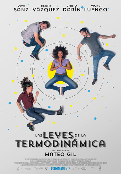 LAS LEYES DE LA TERMODINAMICA