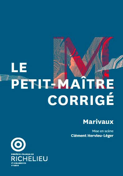 LE PETIT-MAITRE CORRIGE