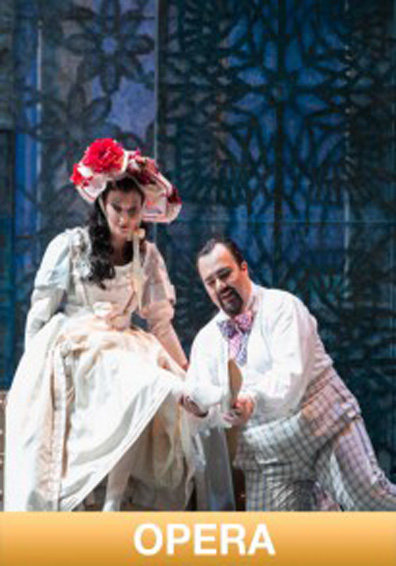 L' ITALIANA IN ALGERI, ROSSINI (OPERA LIVE)