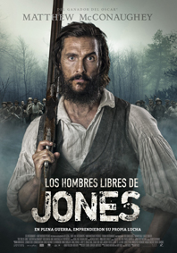 LOS HOMBRES LIBRES DE JONES V.O.S