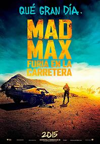 MAD MAX FURIA EN LA CARRETERA DIGT