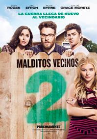 MALDITOS VECINOS 2