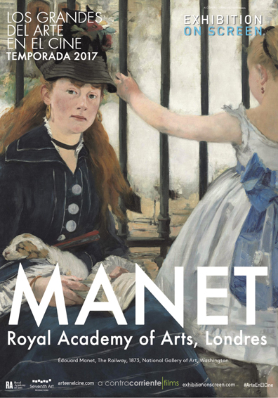 MANET, DESDE LA ROYAL ACADEMY OF ARTS