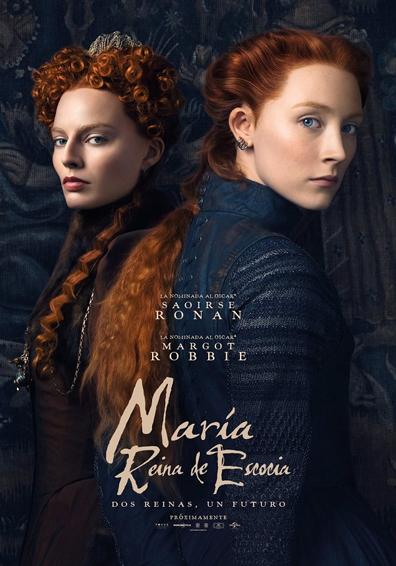 MARIA REINA DE ESCOCIA