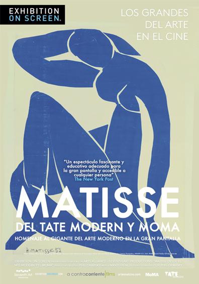 MATISSE, DESDE EL MOMA Y EL TATE MODERN
