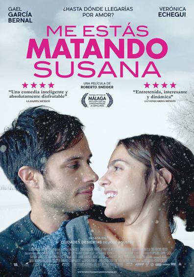 ME ESTAS MATANDO SUSANA