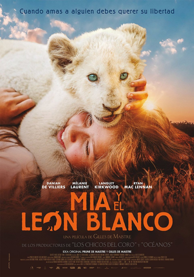 MIA Y EL LEON BLANCO - Digital