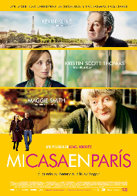 MI CASA EN PARIS