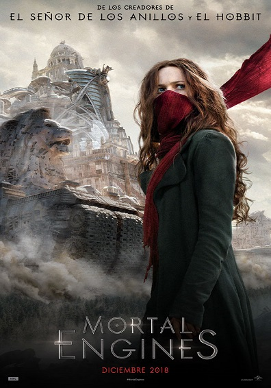 MORTAL ENGINES V.O.S