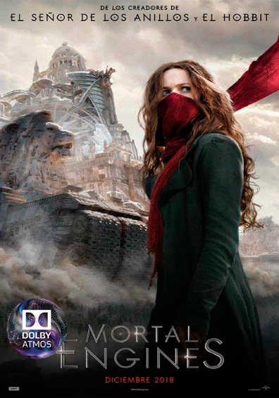 MORTAL ENGINES DOLBY ATMOS
