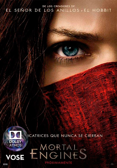 MORTAL ENGINES V.O.S.E