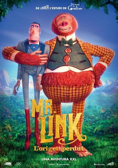 MR. LINK: L ORIGEN PERDUT