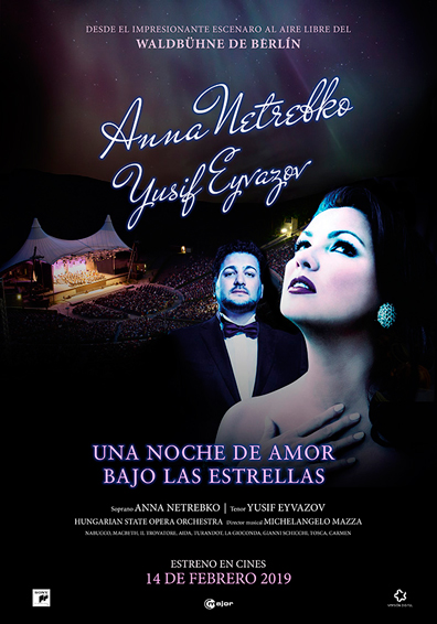 A NIGHT OF LOVE WITH ANNA NETREBKO AND YUSIF EYVAZ