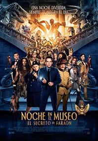 NOCHE EN EL MUSEO: EL SECRETO DEL FARAON