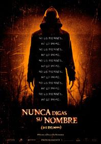 NUNCA DIGAS SU NOMBRE (BYE BYE MAN)