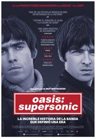 OASIS: SUPERSONIC V.O.S