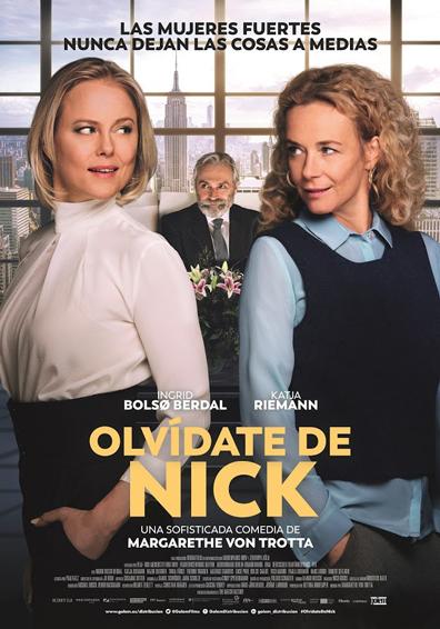 OLVIDATE DE NICK