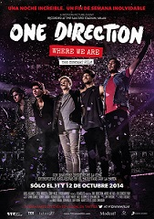 ONE DIRECTION: WHERE WE ARE - THE CONCERT DIGT