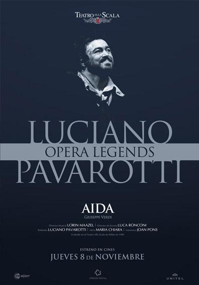 AIDA, LUCIANO PAVAROTTI A7 2018