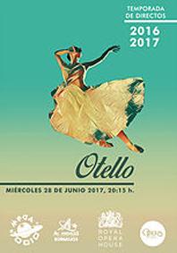 OTELLO OPERA MEGAOCIO 2017