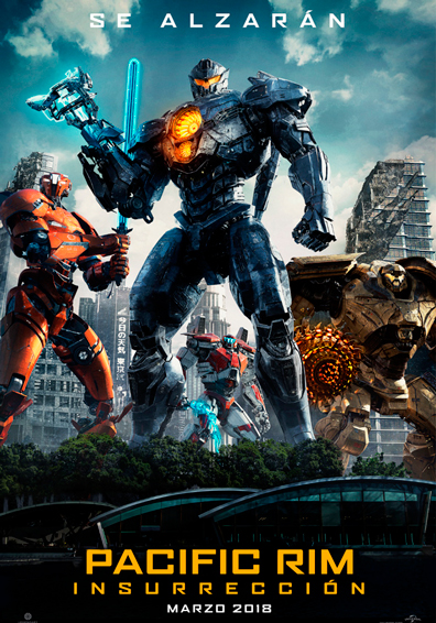 PACIFIC RIM: INSURRECCION