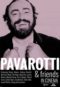 PAVAROTTI AND FRIENDS OPERA UCC 2016
