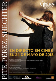PITE / PÉREZ / SHECHTER BALLET UCC 2018