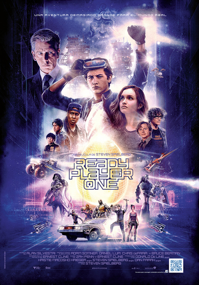 READY PLAYER ONE V.O.S