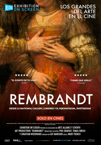 REMBRANDT: FROM THE NATIONAL GALLERY, LONDON AND